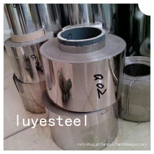 Tira de superfície de aço inoxidável 2b / bobina