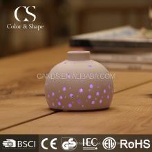 Fuente de la fábrica recargable forma de botella corta lámpara de escritorio