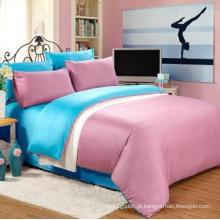 Roupa de cama sólida de algodão puro Dea4017