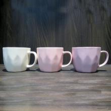 Matte Ceramic Mug Set