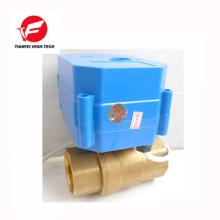 Válvula motorizada 12V 9-24V 6nm CWX-60p fan coil
