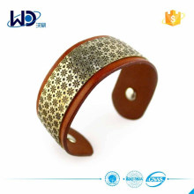 Fashion Accessory Leather Bracelet
