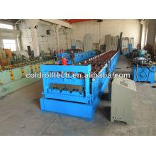 Máquina formadora de rollos de acero laminado en frío