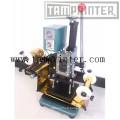 Tam-170-C tissu sac à main en cuir gaufrage manuel A4 de Machine de marquage à chaud