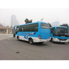 19-21 assentos de ônibus para exportação / ônibus da cidade de alta qualidade