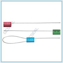 carro de alambre de la puerta sello GC-C1001 con 1,0 mm de diámetro