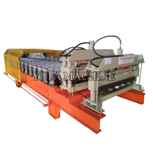 Roof panel sheet metal roll forming machine prices