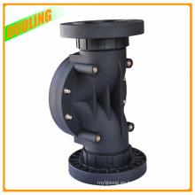Válvula hidráulica de control de agua de plástico Material de nylon