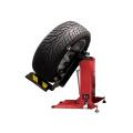 Elevador de ruedas del cambiador de neumáticos
