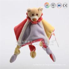 Animal de pelúcia crianças brinquedos promoção presente caçoa o presente do bebê consolador