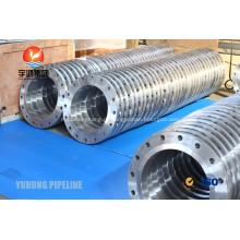 Flanges de aço ASTM A182 F22 F5 F9 F91