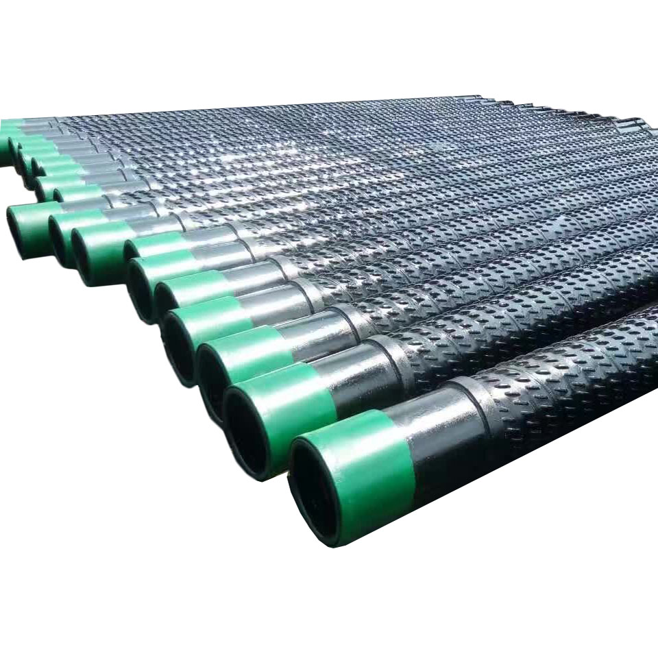 oil screen pipe