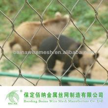 Zoo Seil Zaun