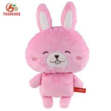ICTI 20cm conejo lindo juguete de felpa conejo de peluche de juguete al por mayor juguetes de peluche para niños