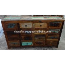 рециркулированные деревянные ящики для шкафов
