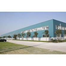 Galvanized Light Steel Industrial Workshop Long Span Roof