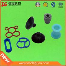 Proveedor de accesorios de caucho de silicona plástico