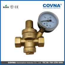 Válvula de alivio de presión ajustable válvula de reducción de presión de vapor válvula reductora de presión de aire con gran precio