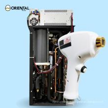 Système d'épilation 808 et 755nm combiné à 755nm, 808nm, épilation permanente 1064nm par laser