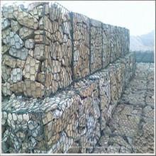 PVC beschichtete Gabion für die Stützmauer