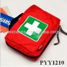 высокое качество среднего размеров медицинский мешок с несколькими карманами внутри