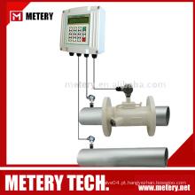 Medidor de fluxo ultra-sônico clamp-on