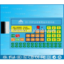 electrical membrane switch manufacturer