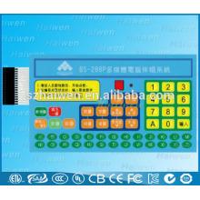 Производитель электрических мембранных переключателей