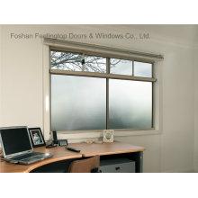 El último reemplazo de aluminio del cristal de la ventana del diseño (FT-W132)