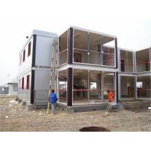 Maisons à conteneurs pour immeuble de bureaux