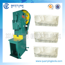 High Efficiency Breaking Machine for Split Natural Face