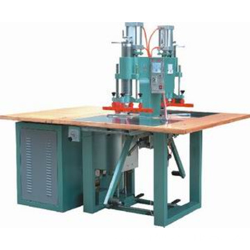 Double head high frequency PVC welding machine