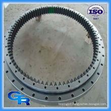 excavator slew drive bearing