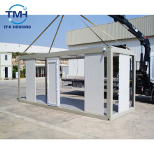 Ready Made 1 Bedroom Prefabricated Container House