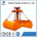 14CBM Drahtlose Fernbedienung Elektrische Hydraulische Clamshell Für Sojabohnen Kohle Und Sand Drahtlose Fernbedienung Drahtseil Zupacken