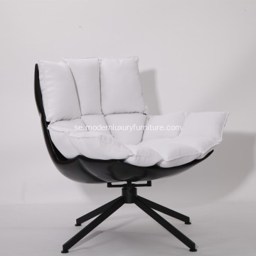 Reproduktion Husk Lounge Chair av Patricia Urquiola