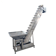 Granule Inclined Bucket Conveyor