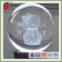 Gravação a laser de álcool transparente (JD-CB-105)