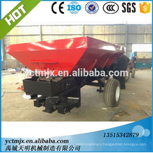 Tractor trailed spreader, farmyard manure spreader