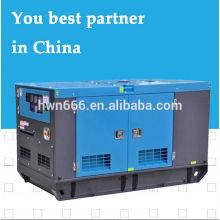 15KVA 3 puissance de générateur diesel phase de Yangdong moteur Y485G