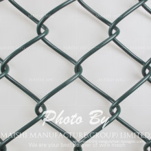 Chain Link Netting for Semi-Temporary Use