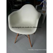 Popular Cheap White Plastic Eames Chair Dining Chair