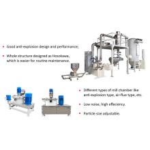 150kg / H-200kg / H Système de meulage pour revêtements en poudre