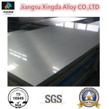 Nickel Alloy N06601 / 6023 Inconel 601 Feuille / Plaque Fabriqué en Chine