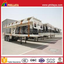 CIMC chassi contêiner reboque do caminhão de transporte de transporte