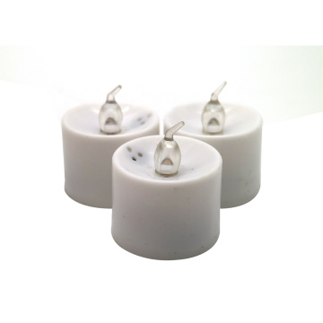 2019 Novas velas de bateria led velas tealight led