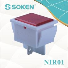 250V 125V 12V 24V 36V LED Geräteanzeigeleuchte