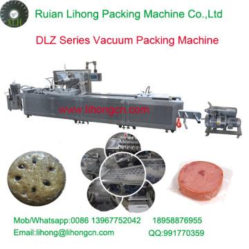 Máquina embaladora a vácuo de carne congelada totalmente automática Dlz-520