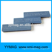 Steel strip coating Zn Magnetic name badge