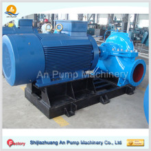 High Capacity Drainage Douoble Suction Water Pump Split Case Pump